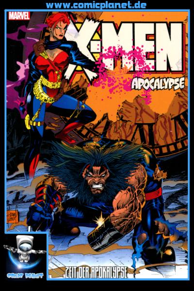 X-Men Apokalypse Band 2: Zeit der Apokalypse