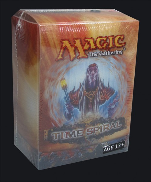 Ultra Pro Magic Time Spiral Deck Box
