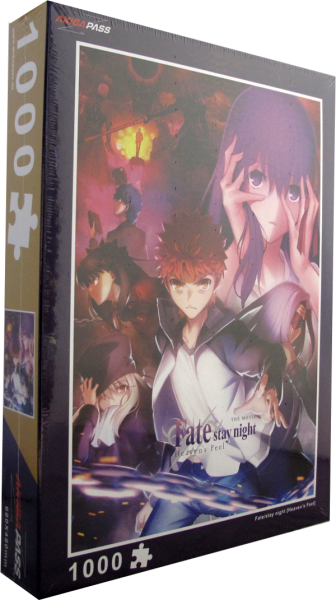 1000 Teile Puzzle - Fate/Stay Night Heaven's Feel