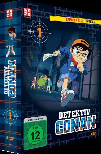 Detektiv Conan TV-Serie Box 01