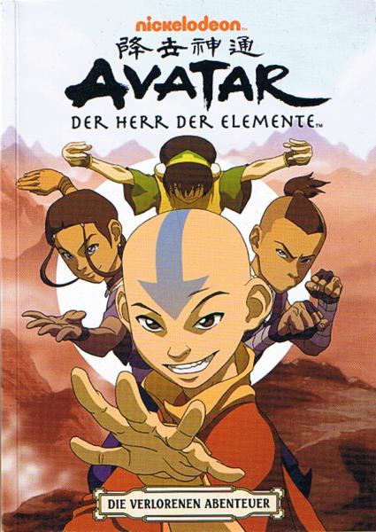 Avatar - Der Herr der Elemente - Die verlorenen Abenteuer 04