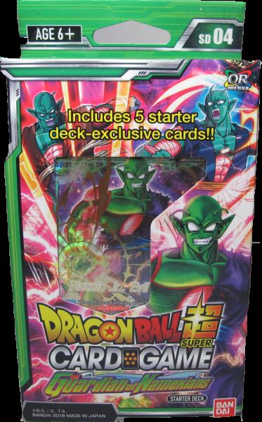 Dragonball Super The Guardian of Namekians Starter Deck