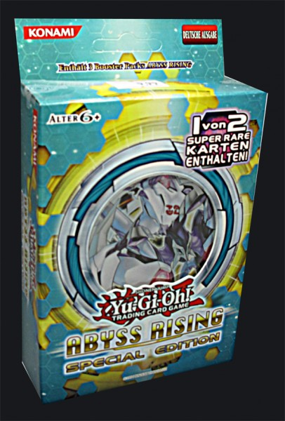 Yu-Gi-Oh! Abyss Rising Special Edition deutsch