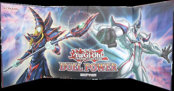 Yu-Gi-Oh! Duel Power beidseitiges Spielbrett