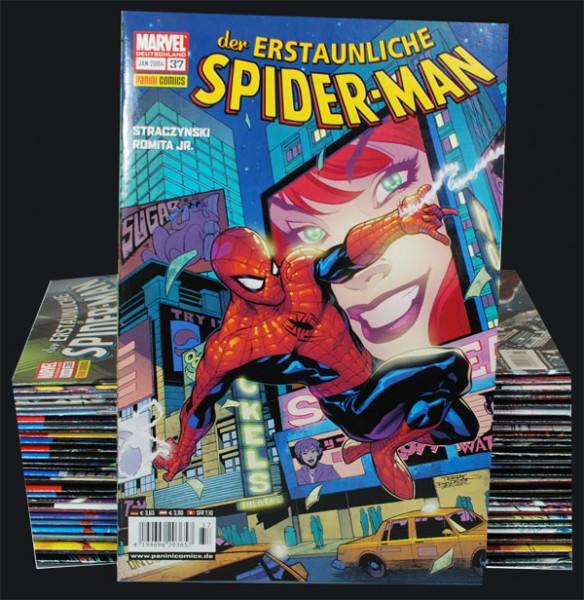 Der erstaunliche Spider-Man Band #1-37
