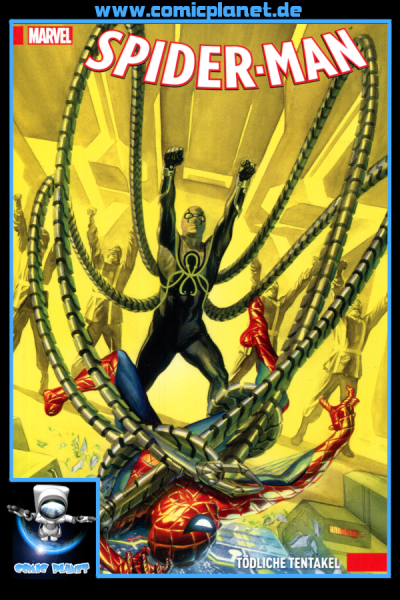 Spider-Man Band 6: Tödliche Tentakel