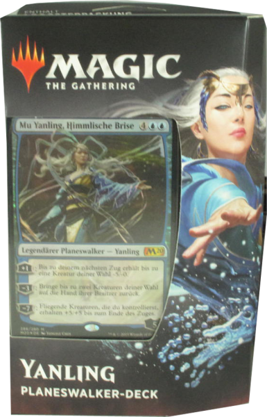 Magic Hauptset 2020 Yangling Planeswalker Deck