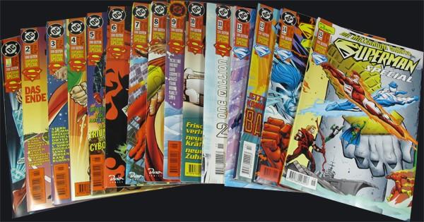 Superman Special #1-15