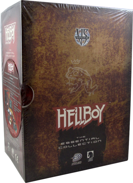 VS System Hellboy The Essential Collection englisch
