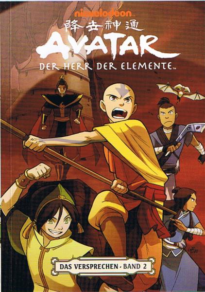 Avatar - Der Herr der Elemente - Das Versprechen 02