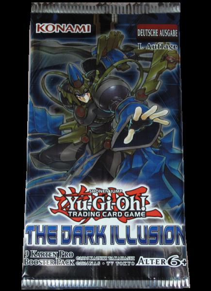 Yu-Gi-Oh! The Dark Illusion Booster deutsch