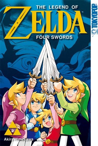 The Legend of Zelda 07 - Four Swords 02