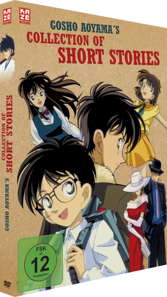 Gosho Aoyama`s Collection of Short Stories