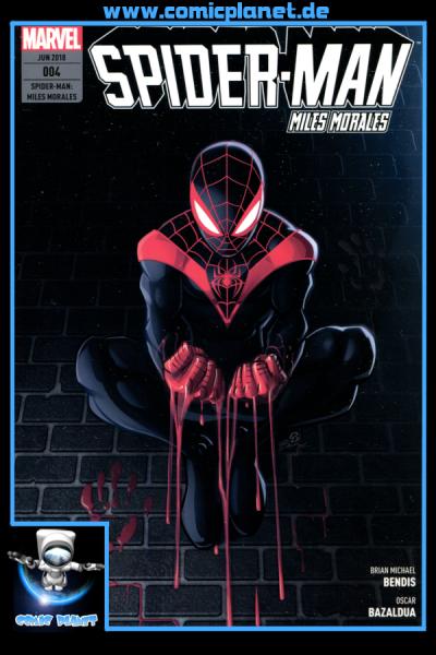 Spider-Man: Miles Morales Band 4 - Das Ende der Unschuld