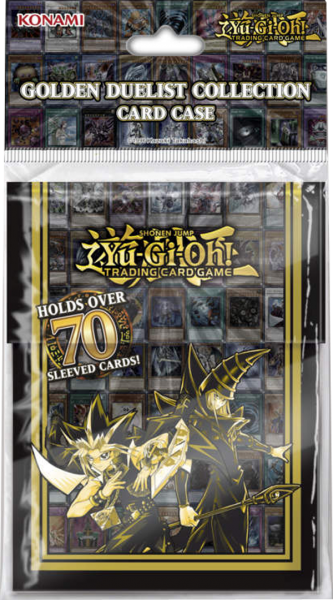 Yu-Gi-Oh! Golden Duelist Collection Card Case