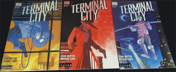 Terminal City #1-3