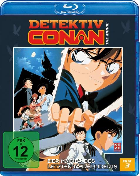 Detektiv Conan der Film 03: Der Magier des letzten Jahrhunderts Blu-ray