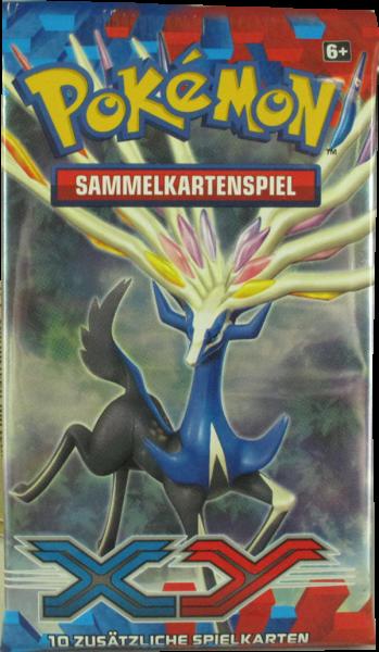 Pokemon XY Booster