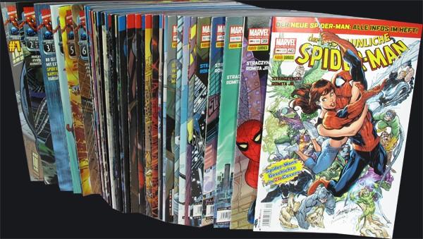 Der erstaunliche Spider-Man #1-40