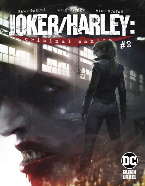 JOKER HARLEY CRIMINAL SANITY #2 (OF 9) (MR)