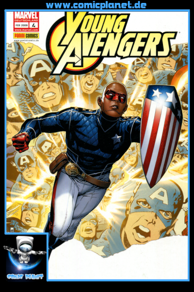 Young Avengers Band 4: Solo