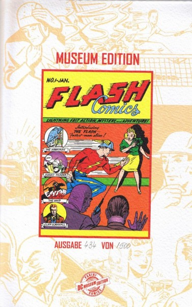 DC Museum Edition Flash Comics 1 Band 8