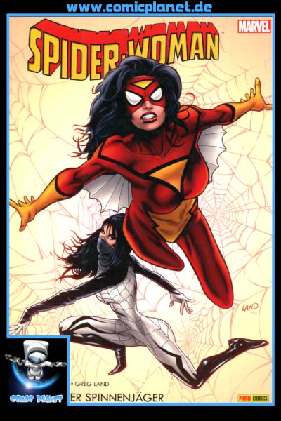 Spider-Woman Band 1: Im Netz der Spinnenjäger
