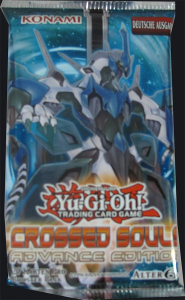 Yu-Gi-Oh! Crossed Souls Advance Edition Booster deutsch