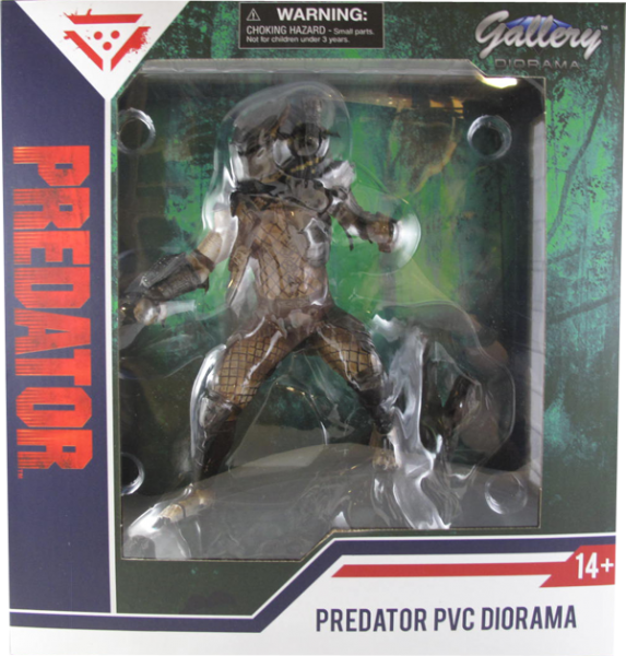 Gallery Figur Predator PVC Diorama