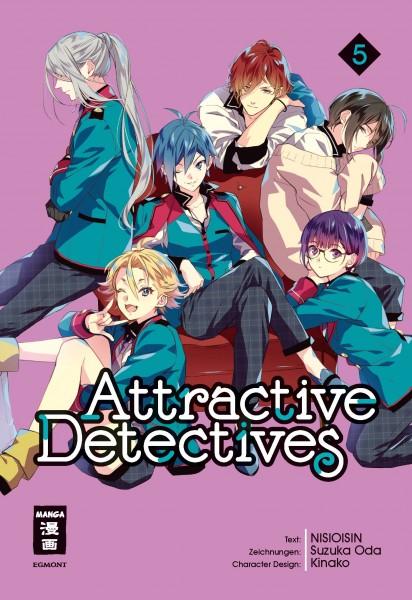 Attractive Detectives 05